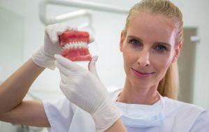שיניים תותבות זמינות בצורות ובגדלים שונים